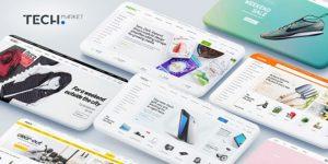 قالب وردپرس Techmarket