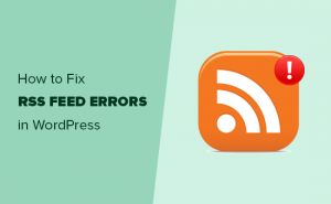 خطای RSS Feed