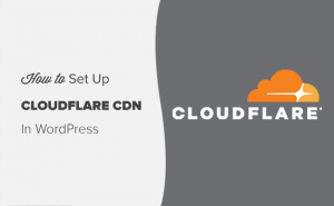 آموزش نصب Cloud Flare بر روی سایت وردپرسی